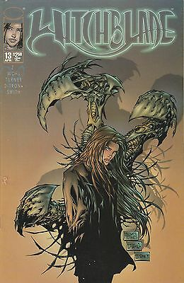 WITCHBLADE. #13. Image/Top Cow 1997