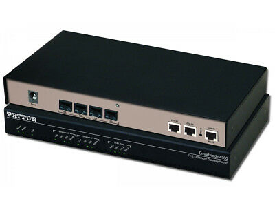 Patton SN4980/1E30V/EUI Gateway/Controller