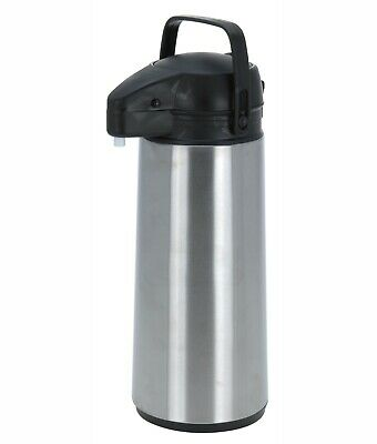 1.9 Litre Coffee Tea Hot Drink Water Airpot Dispenser Urn