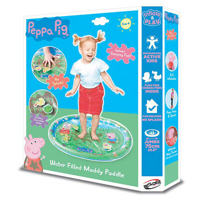 Bladez Peppa Pig Water Filled Muddy Puddle NEW