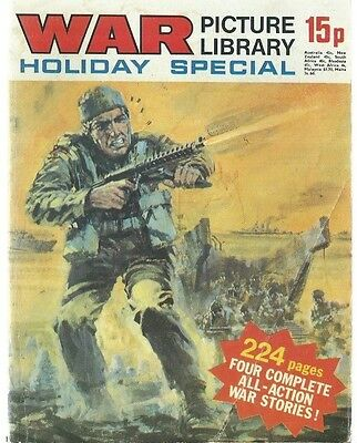 War Picture Library Holiday Special1972