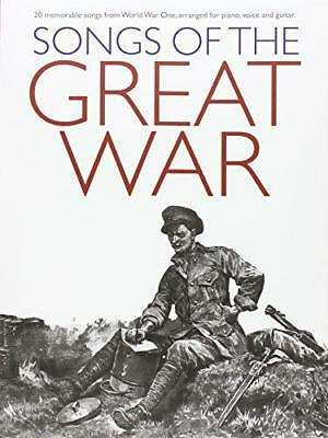 Songs Of The Great War by Hal Leonard | Paperback Book | 9781783056361 | NEW
