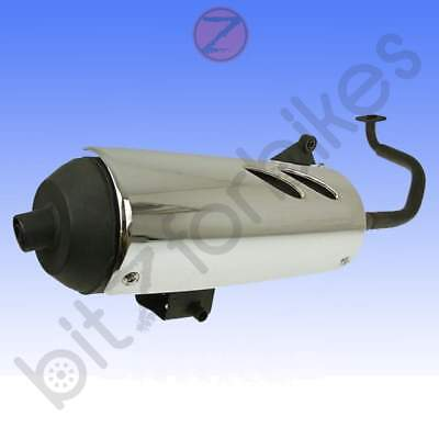 Silencer End Can Original 125 150 Engines