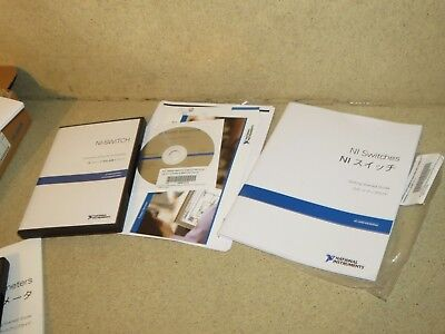National Instruments Ni Ni-Switch Instrument Driver Cds- Version 3.7.1