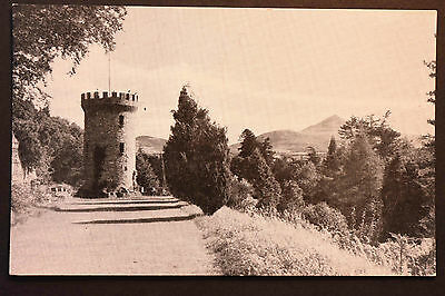 Irish Postcard ~ The Tower, Powerscourt, Enniskerry
