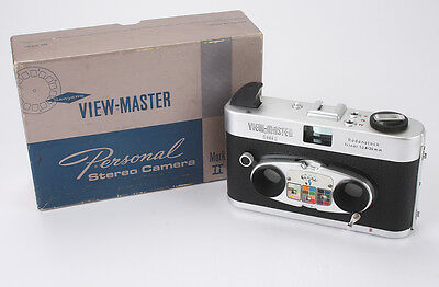 SAWYERS VIEW-MASTER COLOR STEREO MARK II, BOXED/cks/189334