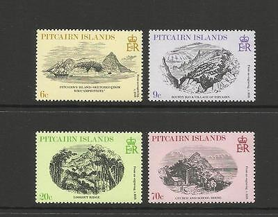 PITCAIRN ISLANDS ~ 1979 ENGRAVINGS OF THE 19th CENTURY