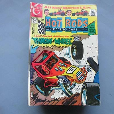 Hot Rods and Racing Cars 110 FN/VF  SKUB22751 25% Off!