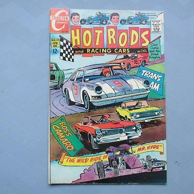 Hot Rods and Racing Cars 97 FN/VF  SKUB22739 25% Off!