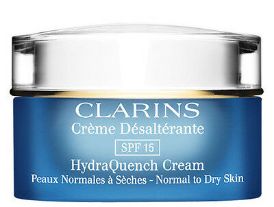 Clarins Hydra Quench Cream Normal To Dry Skin Spf 15 50Ml