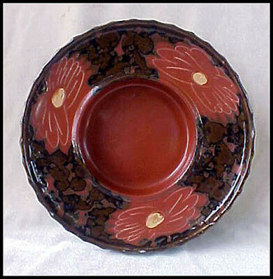 BEAUTIFUL JAPANESE EDO PERIOD CERAMIC BOWL ~ LATE 18th c.