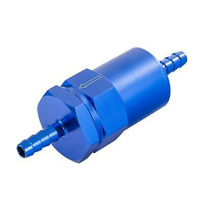 """APS 30 Micron Aluminium Fuel Filter - 5/16"""" (8mm) Push-On Inlet / Outlet"""