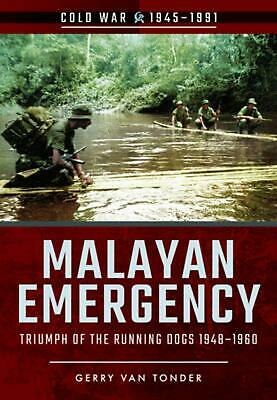 Malayan Emergency by Gerry Van Tonder Paperback Book Free Shipping!