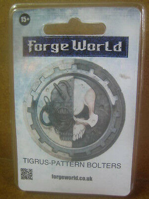 Forge World ++ Tigrus Pattern Bolters ++ Forgeworld