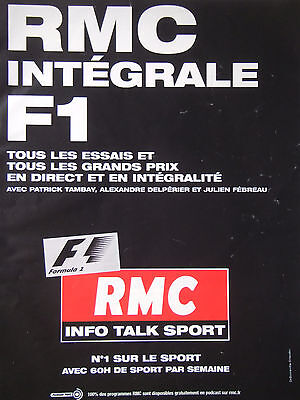 2 Pages Publicite 1980 Rmc Radio 12h Le Quitte Ou Double... Other Breweriana
