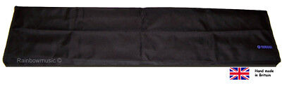 Deluxe Digital Piano Dust Cover Black For Yamaha P45 P34 P115 P105
