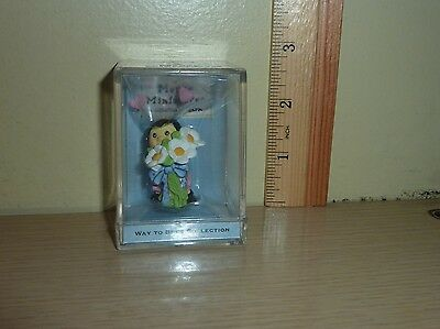 Hallmark Merry Miniatures, Way To Bees Collection ~ Bee Caring