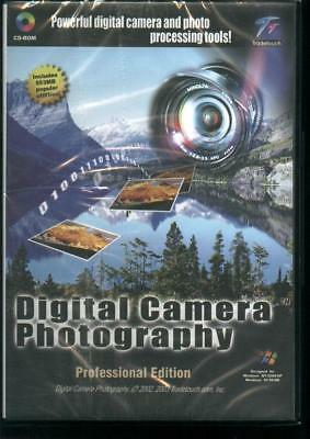 Digital Camera Photography Photo Editor, Management NEW