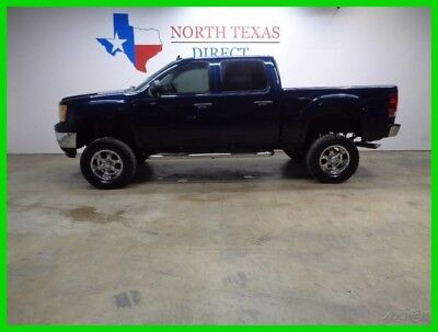 2007 GMC Sierra 1500 SLE 4WD Leather FabTech Lift Off Road Tires Power 2007 SLE 4WD Leather FabTech Lift Off Road Tires Power  Used 5.3L V8 16V OnStar