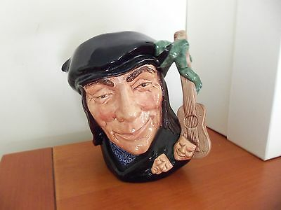 Royal Doulton Scaramouche  D6568  dated 1961 Mint Condition