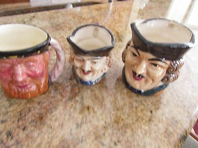 Mixed Lot Of 6 Diff. Head Cups , Estate Sale
