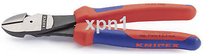 Knipex 74 02 200 High Leverage Diagonal Side Cutters 200mm 88145