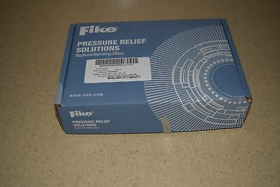 "Fike Rupture Disc - Size 3"" - P/n D4634-1 - Pressure= 150.00Psig@-16F - New (G7)"