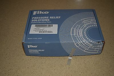 "Fike Rupture Disc - Size 3"" - P/n D4634-1 - Pressure= 150.00Psig@-16F - New (A1)"