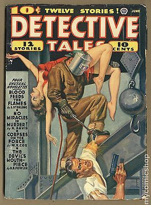 Detective Tales (1935 Pulp) 2nd Series #Volume 15, Issue 3 VG/FN 5.0