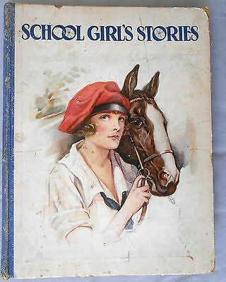 School Girl's Stories, Girl's Own, Louis Wain articles & cats, Elsie Anna Wood