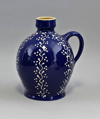 Ceramics pitcher/Bottle Bürgel Thuringia H17cm 99845432