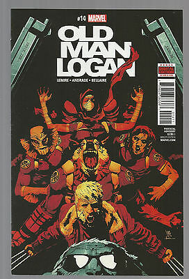Old Man Logan # 14 * Near Mint