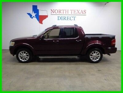 2007 Ford Explorer Sport Trac Limited Leather Heated Seats Premium Package 2007 Limited Leather Heated Seats Premium Package Used 4L V6 12V Automatic SUV