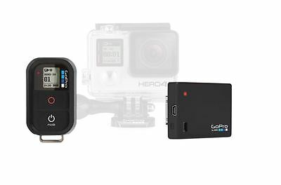 GoPro Remote ARMTE-001 and Battery BacPac ABPAK-303 Bundle