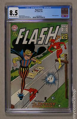Flash (1959 1st Series DC) #121 CGC 8.5 1465786004