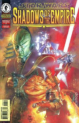 Star Wars Shadows of the Empire (1996) #6 FN