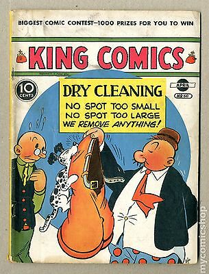 King Comics (1936) #60 GD+ 2.5