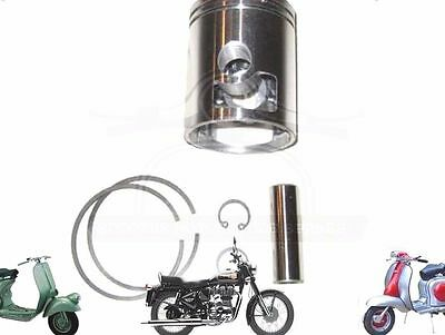 LAMBRETTA LI LIS GP SX 150cc  PISTON KIT STD 57.80 mm SERIES 1 2 3  @AUS