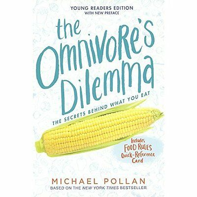 The Omnivore's Dilemma: The Secrets Behind What You Eat - Hardcover NEW Michael