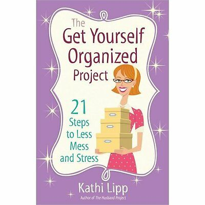 Get Yourself Organized Project The PB - Paperback NEW Lipp Kathi 2012-05-01