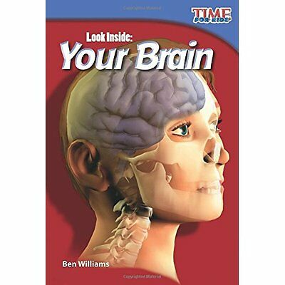 Look Inside: Your Brain (Early Fluent Plus) (Time for K - Paperback NEW Ben Will