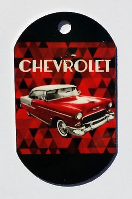 DOG TAGS or KEY TAGS - Metal   Old school / Car /  Popular TAGS