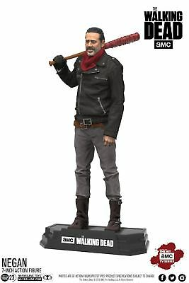Walking Dead Collector Edition Color Tops Series TV Version Actionfigur: Negan (