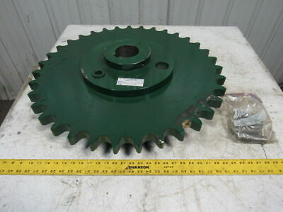 "ABC Murray 200-A35T-#45-1 TORK TROL 200 Roller Chain Sprocket  3-7/16"" Bore 35T"