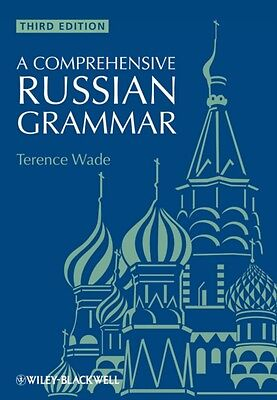 A Comprehensive Russian Grammar (Blackwell Reference Grammars) (P. 9781405136396
