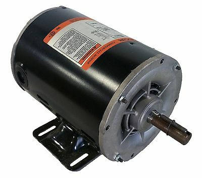 Baldor 0.5 Hp 1800 Rpm Odp 230 Volts 56 1 Phase Motor New Surplus