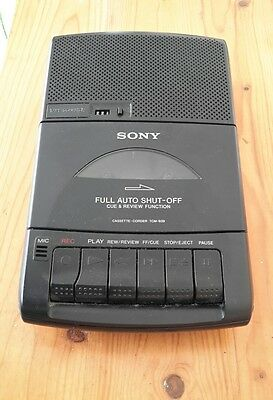 Sony TCM- 939  Cassette Recorder tape HIFI retro vintage collectible