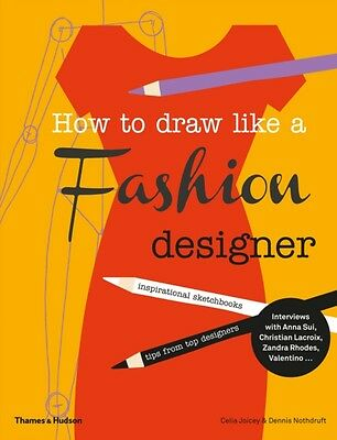 How to Draw Like a Fashion Designer: Inspirational Sketchbooks - Tips from Top .