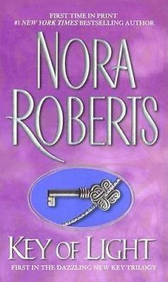 NEW Key of Light By Nora Roberts Paperback Free Shipping