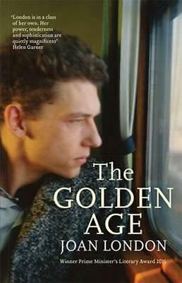 NEW The Golden Age By Joan London Paperback Free Shipping